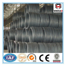 SAE1006/1008B Low Carbon Steel Wire Rod Coil
