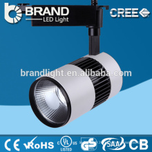 Fabrication Commerce Haute qualité Commercial 10w / 20w / 30w COB LED Track Light