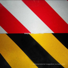 Good Flexibility Commercial Reflective Sheet With Slant Stripe