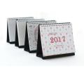 2017 Customzied Art Paper Professional Design Schreibtisch Kalender Druck