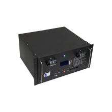 Telecom lithium battery rack power storage