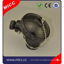 Cabezas de termopar KB / bloque de terminales de cerámica