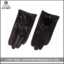 2016 new design men driving Leather Glove For Protective Hand