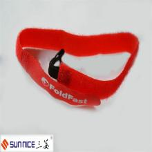Good Quality for Hook And Loop Magic Strap Color Hook and Loop Strap with Plastic Buckle export to Indonesia Suppliers