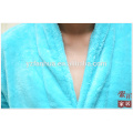 Winter Warm Quick Dry Coral fleece bathrobe for Mens in China