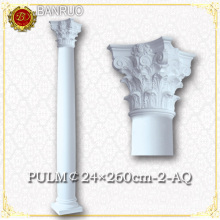 Plastic Columns for Weddings (PULM24*260-2-AQ)