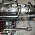 Máquina de óleo automática de pressão fria de linho 6yl-100 Automatic Line