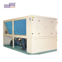 85ton High Efficiency Screw Compressor Air Cooled Water Chiller