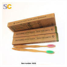 New Design Hot Selling Bamboo Charcoal Toothbrush