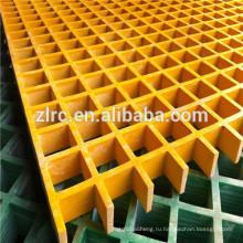 Коррозионностойкие платформы стеклопластиковые решетки