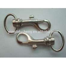 Gancho del sujetador del eslabón giratorio de la aleación del cinc para el bolso con alta calidad y precio barato