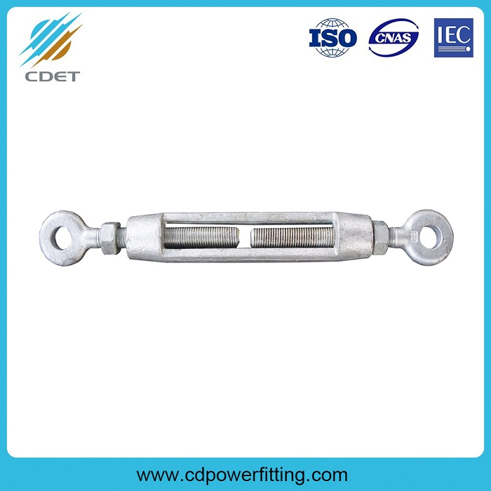 Power Transmission Hardware HL Type Turn Buckle Turnbuckle