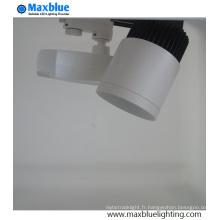 Lumière de piste à LED CREE COB de type petit 100lm / W