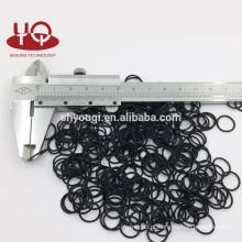 Óleo fino preto Seals o-ring Anel de borracha o anel NBR / Viton / PTFE / EPDM / Anéis de silicone O flat washer