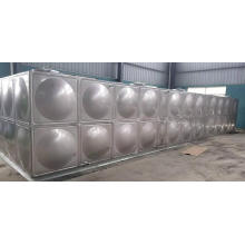 Large Water Tanks Cold Water Storage Tanks Imported SUS Corrosion Resistant Plates