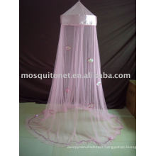 Colorful No-Tip Mosquito Net