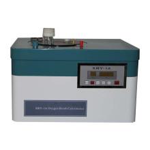 Calorímetro da bomba do oxigênio dos equipamentos de laboratório Xry-1A com bom preço