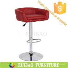 Móveis de bar Atacado PU Leather Bar Stool Casino Chair
