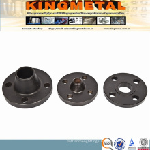 BS 4505 Table D Carbon Steel Welding Neck Flanges