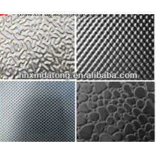 oven baked embossed aluminum, stucco aluminum coil/sheet for airconditioner/refrigerator, diamond coil/sheet
