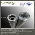 Brillante o mate Patrón de tela de carbono Óvalo / Redondo / Cuadrado Tubo de fibra de carbono 3K / Rodillo / Eje