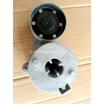 Volvo D6 Suku cadang mesin Belt Tensioner Pulley 04504262