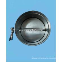 Clapet d'Air en acier inoxydable