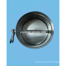 Stainless Steel Round Air Damper