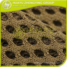 YT-0675 polyester en maille écarlate 3D