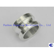 Pieza DP de acoplamiento de tubo de aluminio