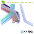 Disposable Clear tube Air-water A Syringe Tips with colorful plastic core