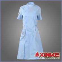 ropa de hospital de algodón y poliéster para el personal