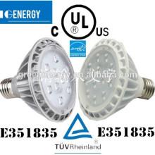 good service cul fast delivery 11w led light dimmable 120 volt e27 16w par30 led