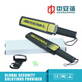 Super Long Diatance Anti-Schiebe-Metalldetektor mit Alarm Light Board