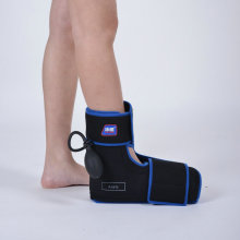 Ankle Cold Compression Therapy Wrap with Air Pump