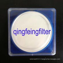 Disque de filtre à membrane de 1.0um PP pour la filtration liquide