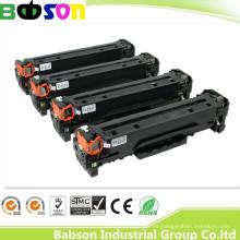 305 Cartucho de tóner HP compatible Ce410A Ce411A Ce412A Ce413A para HP Color Laser Jet PRO300 / M351 / M375 / 400 / M451 / 475