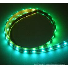 Lampe à LED 30leds / M Strip 5050 SMD Magic Pixel LED Strip APA102 SK9822