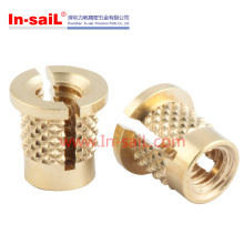 Slotted Round Nut for Plastic
