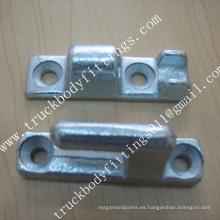 Bisagras de acero del Pin del camión redondas para el acoplado