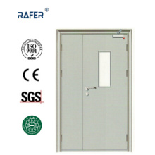 Mother Son Steel Fire Door (RA-S193)