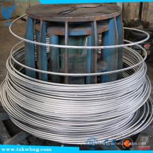 201 fil machine en acier inoxydable peut être soudé fabricant professionnel