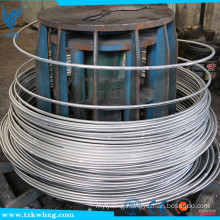 hot rolled steel wire rod/sae 1008 wire rod 5.5mm mild steel wire rods