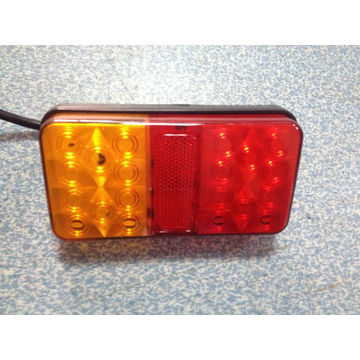 Fabrik-Preis LED hintere Kombination Schwanz-Licht für Verkauf