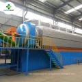 Vollautomatischer 30 Tonnen Kontinuierlicher Kunststoffabfall zur Öl-Pyrolyse-Anlage