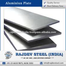 Demanda enorme en la placa de aluminio de alta calidad disponible al precio al por mayor