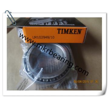 Rolamento de rolos cônicos Lm102949 / 10