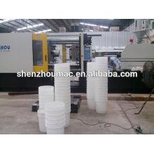 ПВХ установка машины пластиковые инъекции литья под давлением машины / ShenZhou машины /