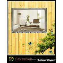 Marco de madera tradicional del espejo Los muebles de moda baratos