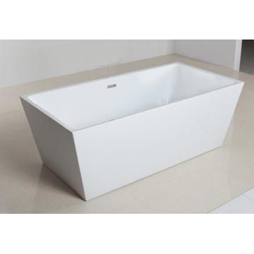 Brillante Surfuce forma limpia bañera independiente